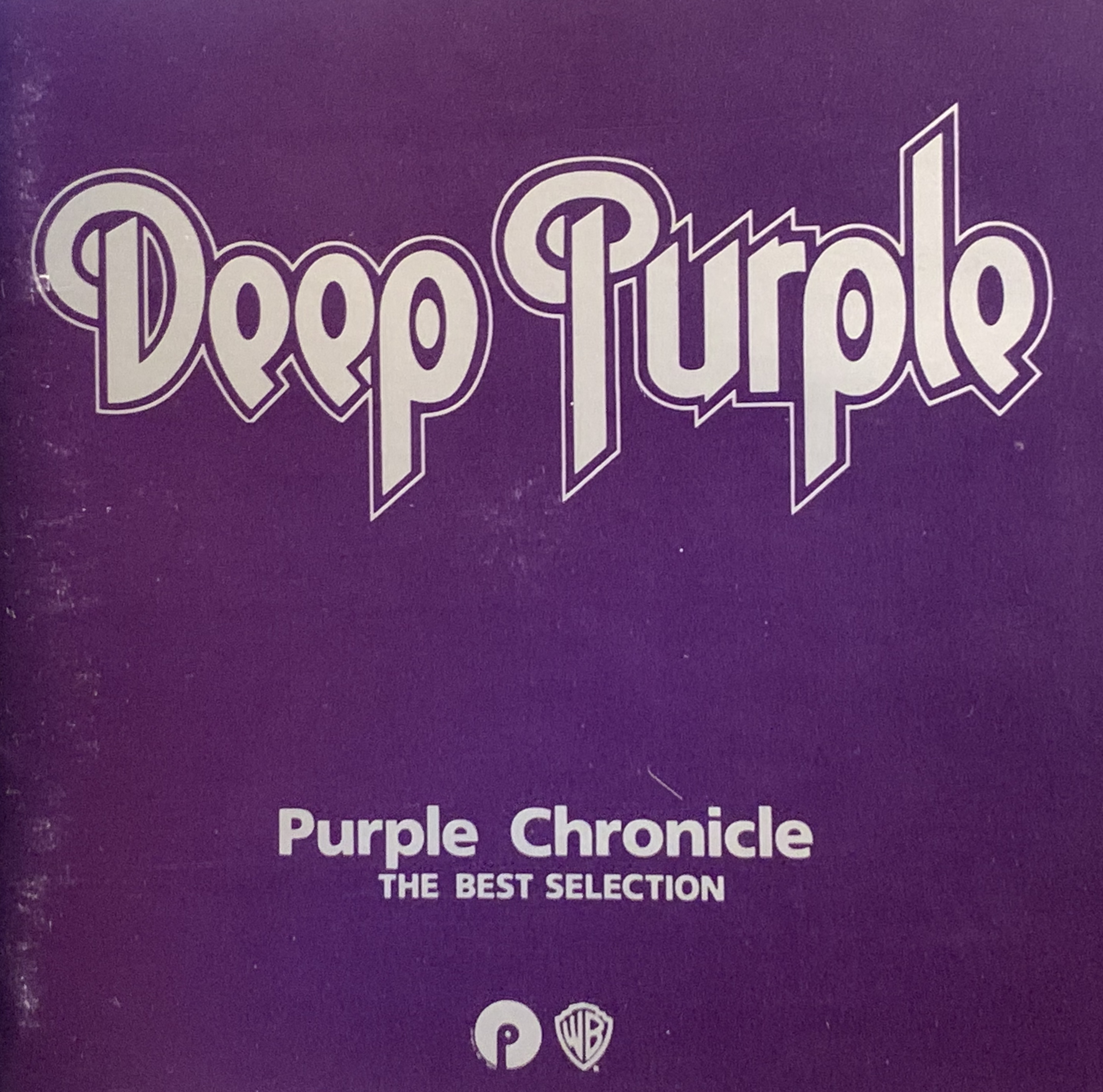 2枚目:Deep Purple「Purple Chronicle The Best Selection」