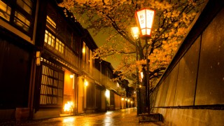 【9月9日】金沢の観光スポット・ひがし茶屋街周辺で夜景撮影の講座を開催します