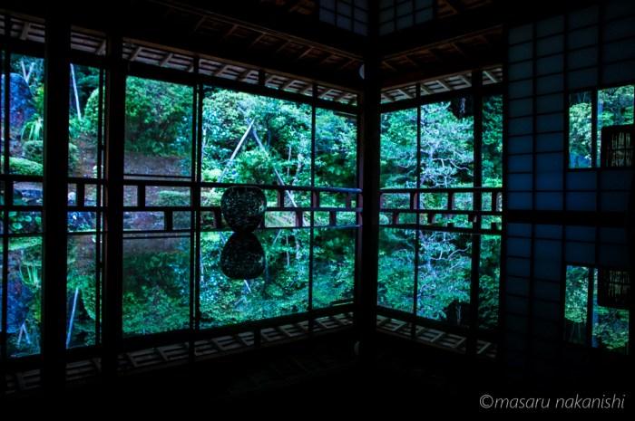 能登の瑠璃光院・青林寺