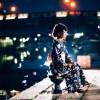 「日本のベニス」と呼ばれる美しい運河の街・新湊内川で浴衣撮影会してきました☆
