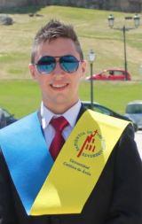 Christopher Graduation