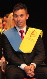 Christopher Graduation2