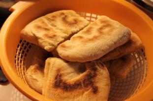 "MOROCCAN ""BATBUT"" BREAD (for Chicken Korma)"