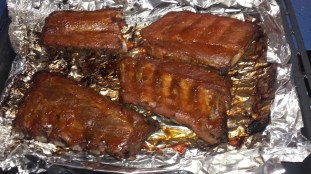 BBQ Spare Ribs 10