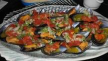 Mussels Vinaigrette
