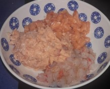 Lobster & Salmon Ravioli with Lobster Sauce 11