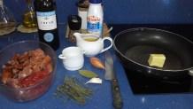 Lobster & Salmon Ravioli with Lobster Sauce 15