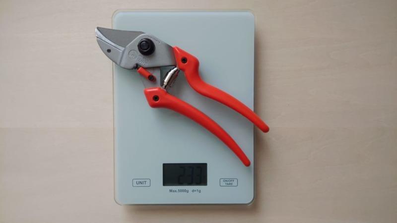 LOWE ライオン No.7107 軽量型アンビル+バイパス式剪定鋏の性能・研ぎ方・手入れ方法を解説 272