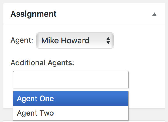 Multiple Agents