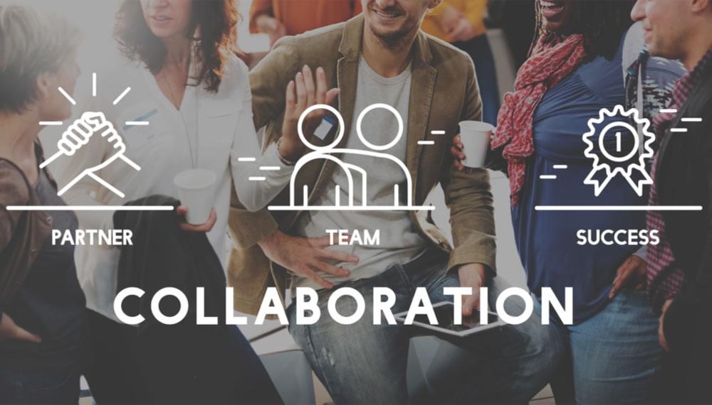 Participants Collaborating