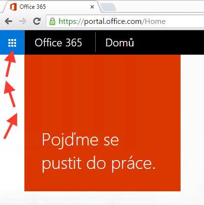 Office 365 - Aplikace