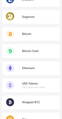 Cryptocurrency Payment | Teck Galaxy