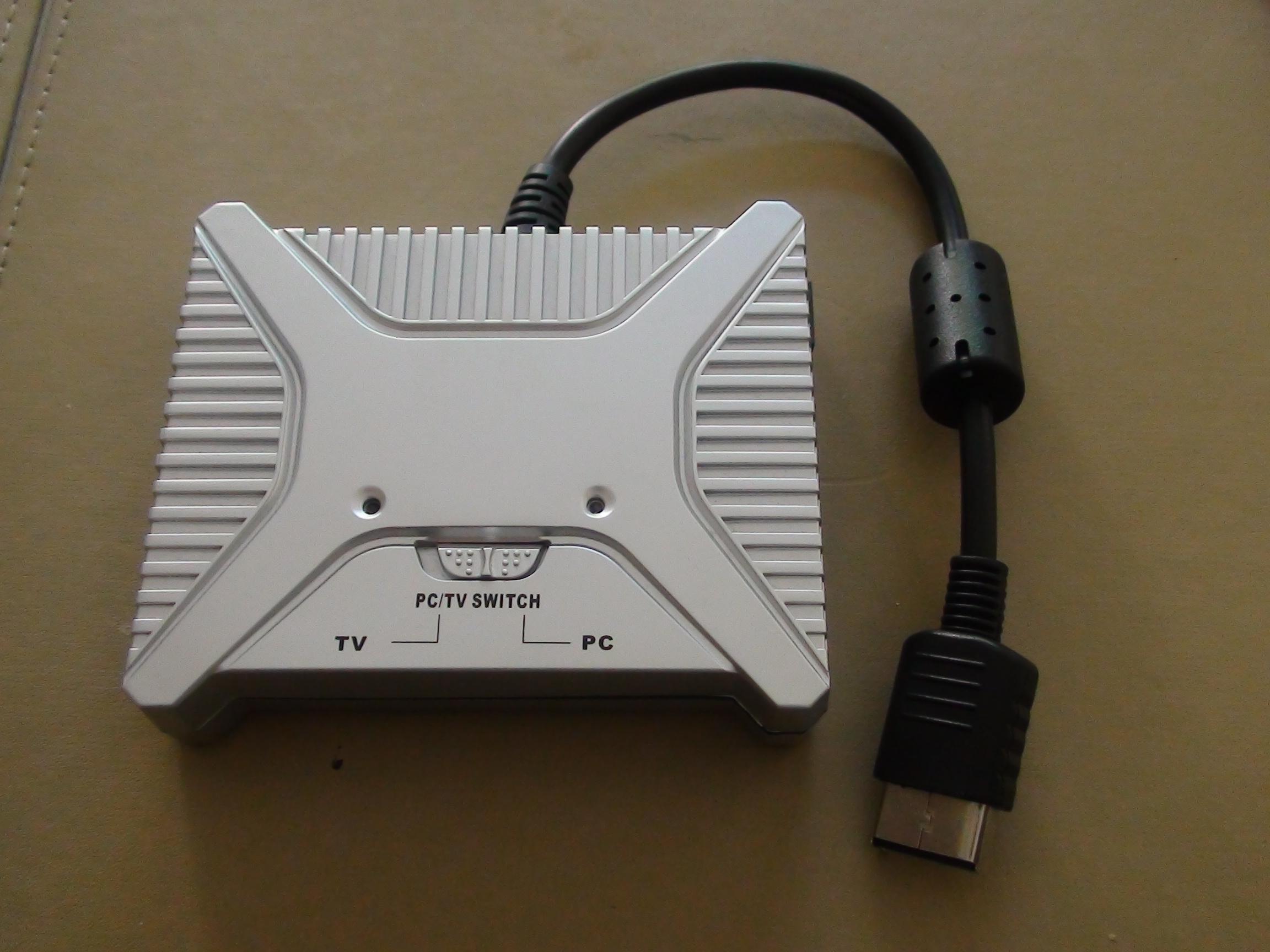 Dreamcast Capture SDA Knowledge Base