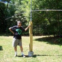 Installing a new Antenna: Gap Titan DX