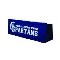 custom padded score table