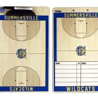 KBA Custom Basketball Lineup Clipboard