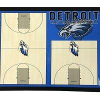 Custom Basketball Whiteboard