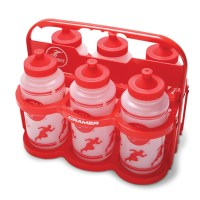 Water Bottles and Collapsible Carrier