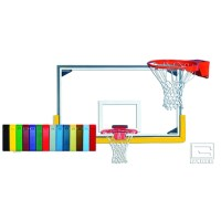Gared Glass Backboard Packages
