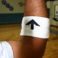 Arrow Shooting Wristband