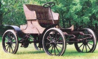 1902 Cadillac number 1