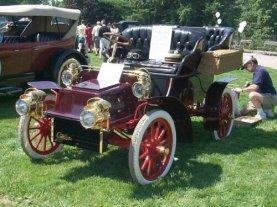 1904 Cadillac B