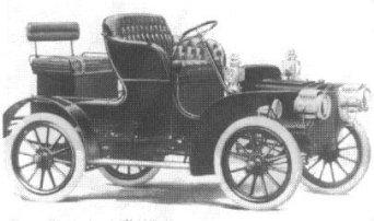 1908 Cadillac S