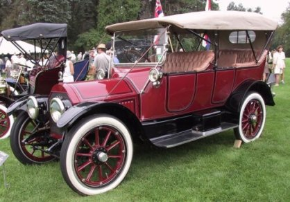 1913 Cadillac 30
