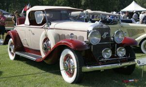 1931 Cadillac V8