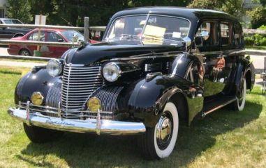 1940 Cadillac 75 Limousine