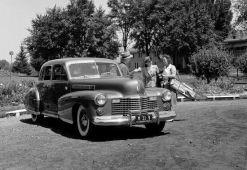 1941 Cadillac 60 Special Fleetwood