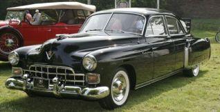 1948 Cadillac 60 Special