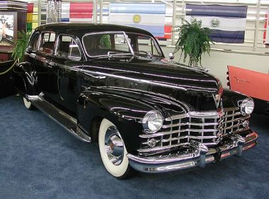 1949 Cadillac 75 Imperial Formal Limousi