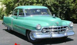 1950 Cadillac 60 Special Fleetwood