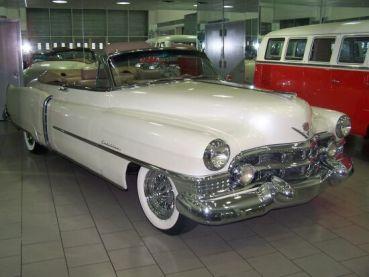 1951 Cadillac 62 Convertible