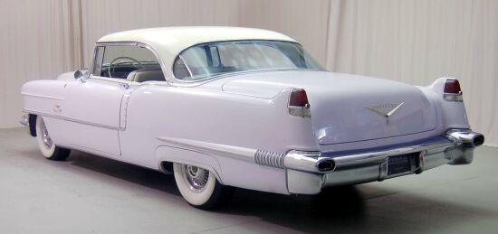 1956 Cadillac 62 Coupe De Ville