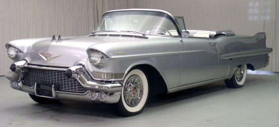 1957 Cadillac 62 Convertible