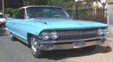 1961 Cadillac Coupe De Ville
