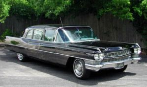 1964 Cadillac Fleetwood 75 Limousine