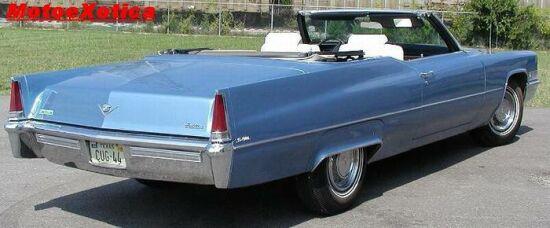 1969 Cadillac De Ville Convertible_2