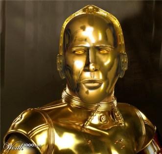 Nicolas Cage C3PO