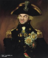 Rear Admiral Sir Bean (Адмирал Бин)