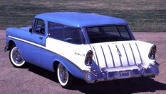 1Chevrolet Bel Air Nomad '1956
