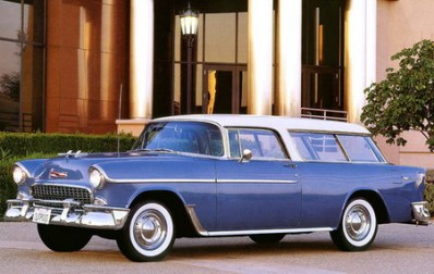 Chevrolet Bel Air Nomad '1955