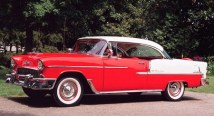 Chevrolet Bel Air Sport Coupe '1955