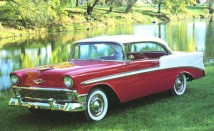 Chevrolet Bel Air Sport Coupe '1956