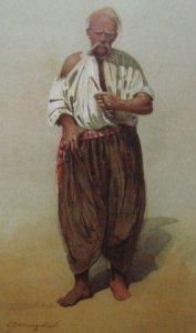 Січовий дід (відставний)
