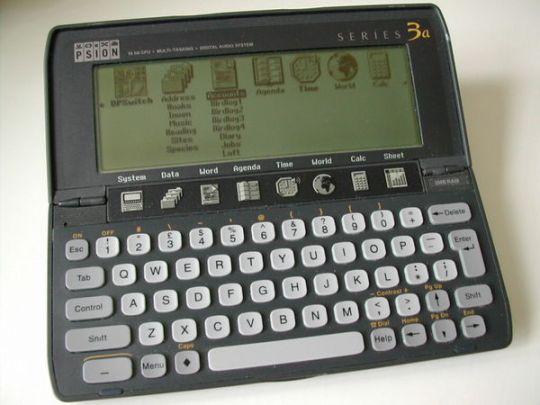 1991 год: Psion Series 3
