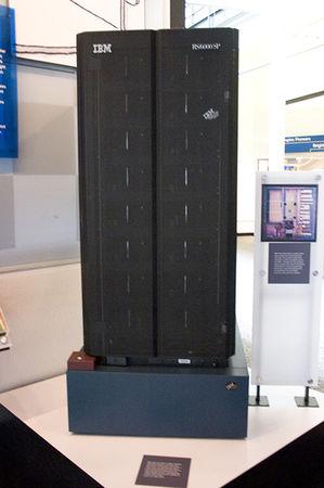 1997 год: IBM Deep Blue