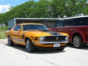 1970 Boss 302 Mustang